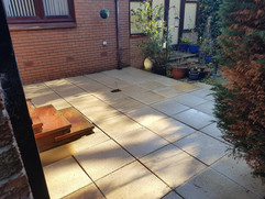 Patio steam cleaning Strathearn