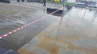 Commercial patio cleaning Perth