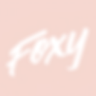 FOXY - logo peach.png