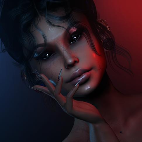 ● 2187 Dark Woman