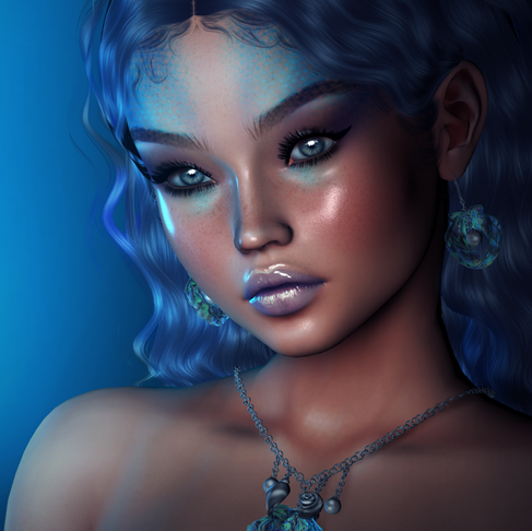 ● 1731 Mermaid