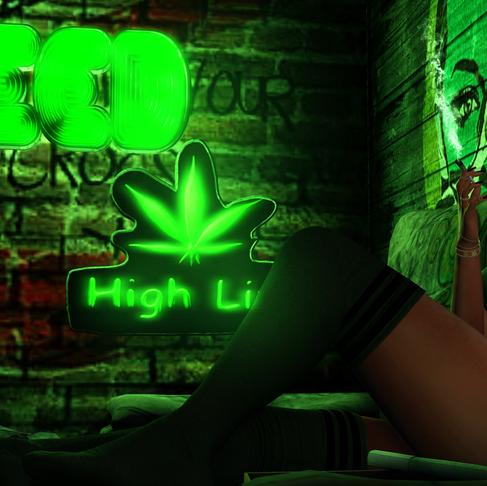● 1689 because i got high. ♪