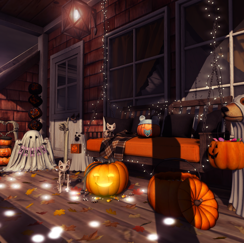 ● 2189 trick or treat