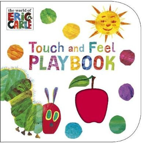 Touch and Feel Playbook (Hungry Caterpillar)
