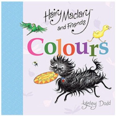 """Colours"" with Hairy Maclary and Friends"