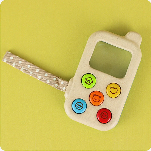 My First Phone by Plan Toys