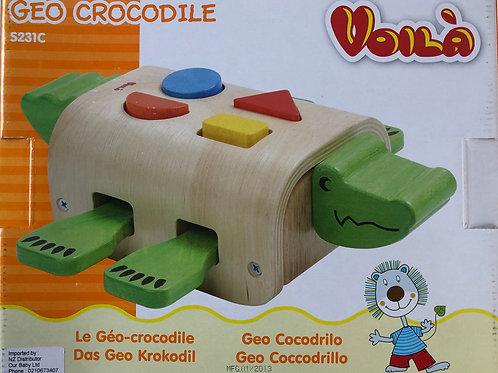 Geo Crocodile