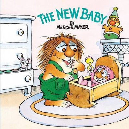 """""""The New Baby"""" - Little Critter"""