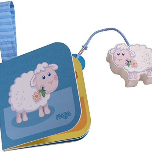 Buggy Book Sheep by HABA