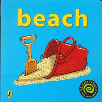 Beach: Little Fronds