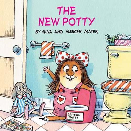 """The New Potty"" - Little Critter"
