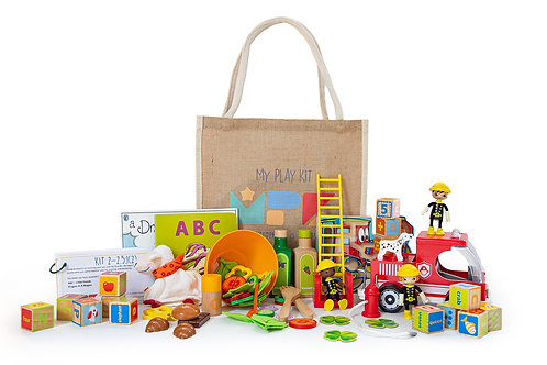 Play Kit for Ages 2.5-3 Years