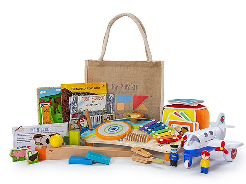 Play Kits for Ages 21-24 Months