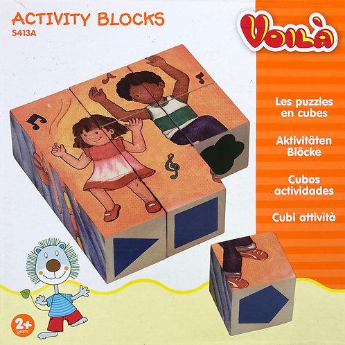 Activity Blocks by Voilà