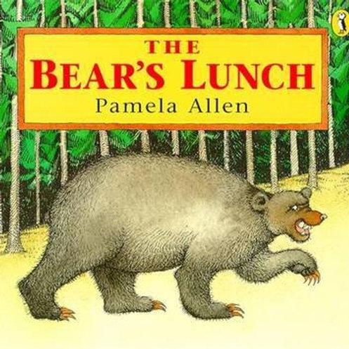 """The Bear's Lunch"" - Pamela Allen"