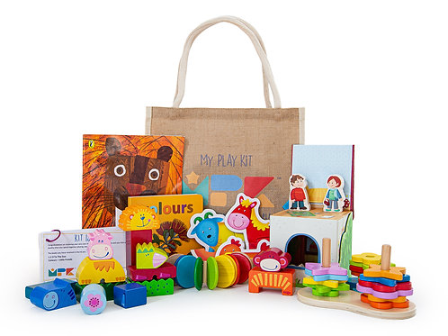 Play Kit for Ages 18-21 Months