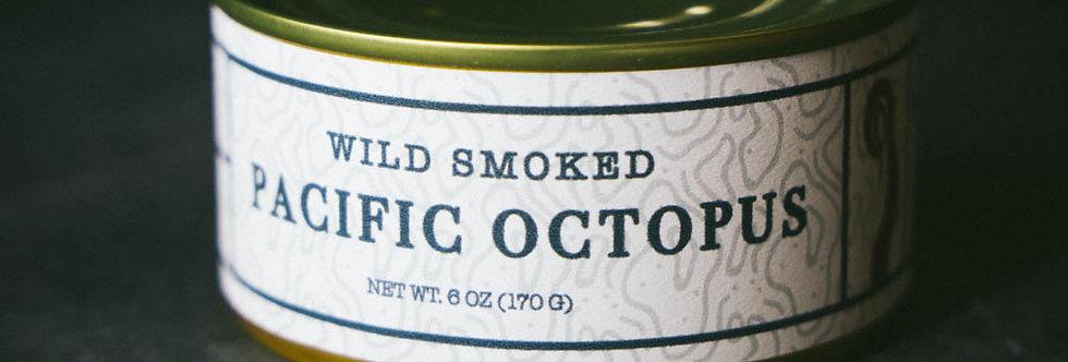 Tinned + Smoked Octopus