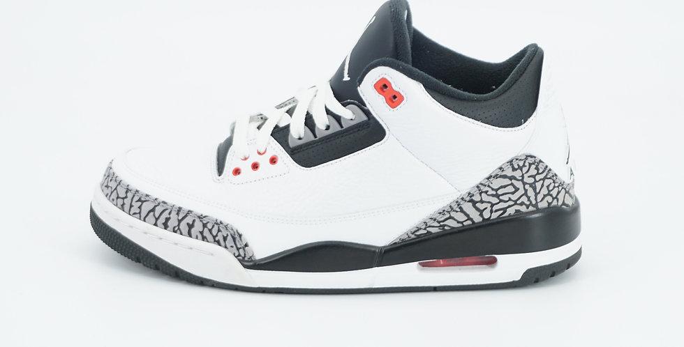 Jordan 3 Retro Infrared 23