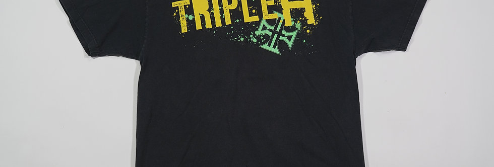 Triple H Two Sided Print