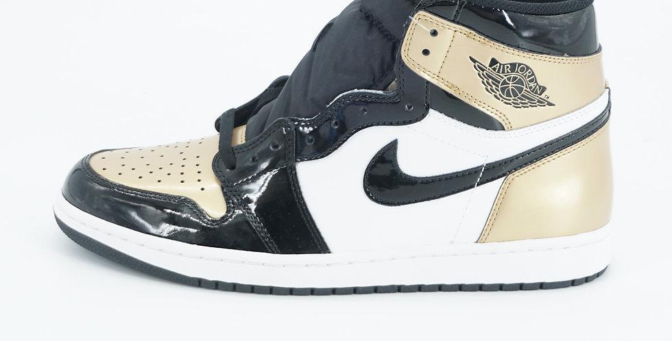 Jordan 1 Retro NRG Patent Gold Toe