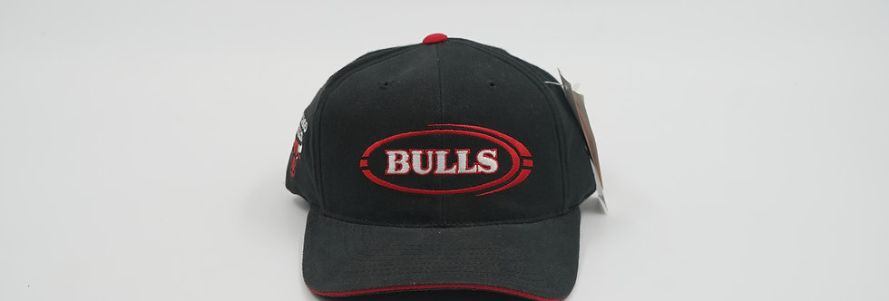 Chicago Bulls All Black Cap