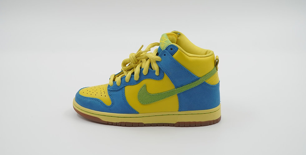 Nike SB Dunk High Marge Simpson