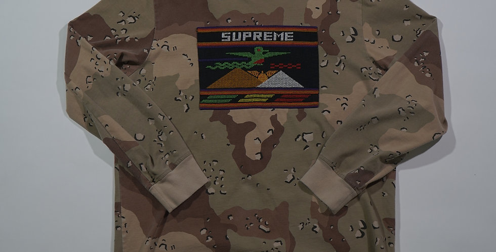 Supreme Chocolate Chip L/S