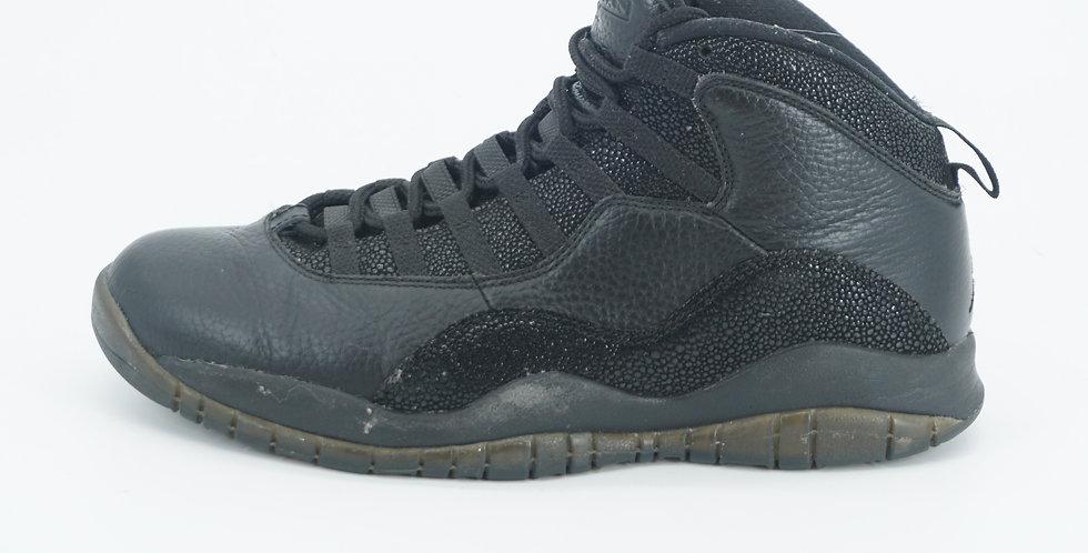 Jordan 10 Retro OVO Black