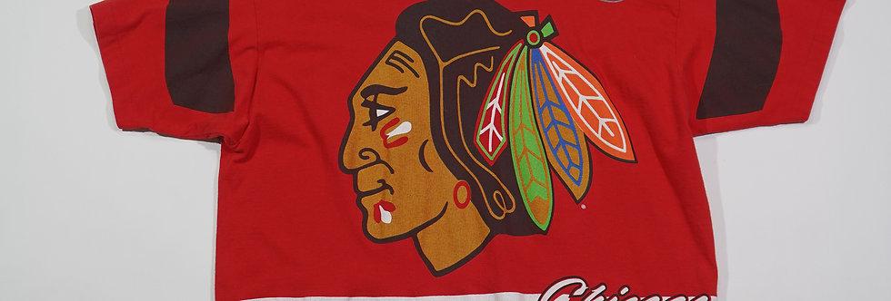 1994 Chicago Blackhawks Jersey Tee