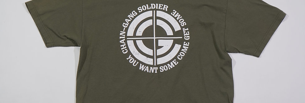 Chain Gang Soldier Tee