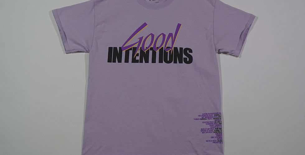 NAV x Vlone Good Intentions Lavender