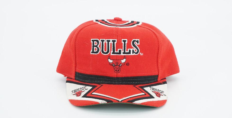 Bulls Jersey Hat