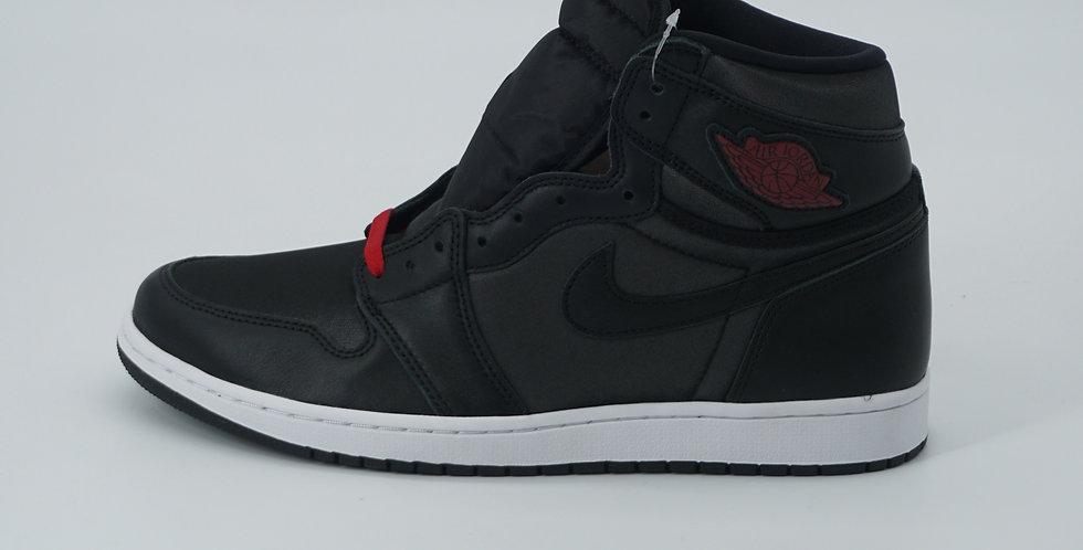 Jordan 1 Retro Black Satin