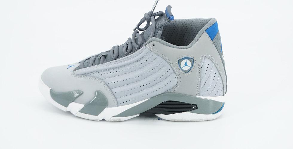 Jordan 14 Retro Wolf Grey