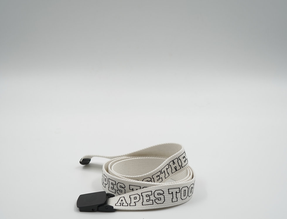 Bape Belt