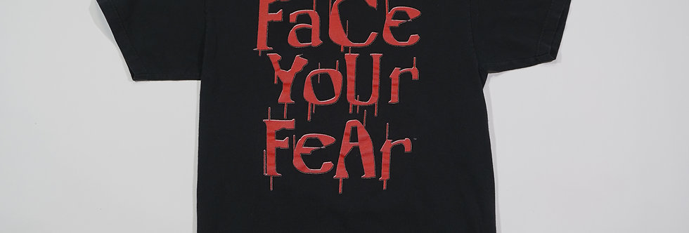 Kane Wrestlemania Face Your Fear Tee