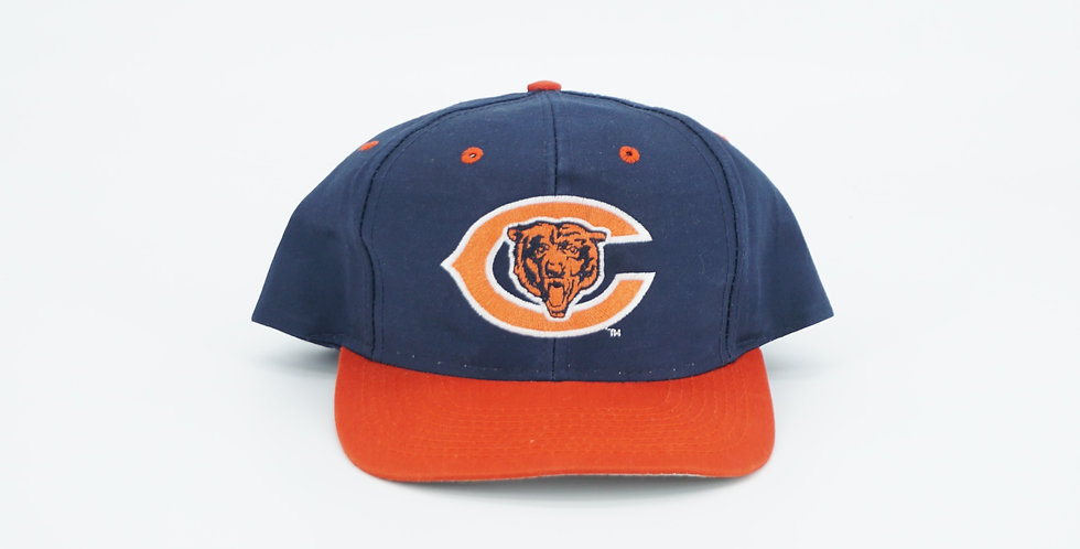Chicago Bears Double Logo Hat
