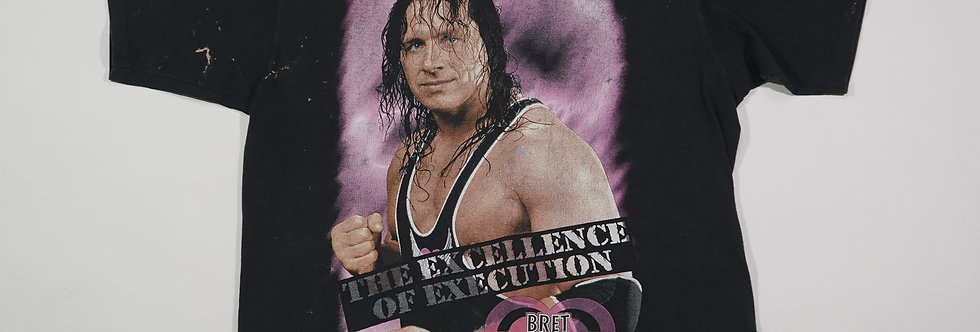 1995 Bret Hart Excellence of Execution