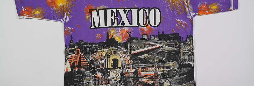 Mexico All Over Print