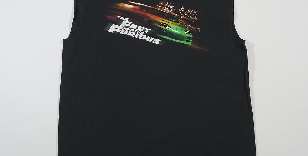 2001 Fast and Furious Sleevless