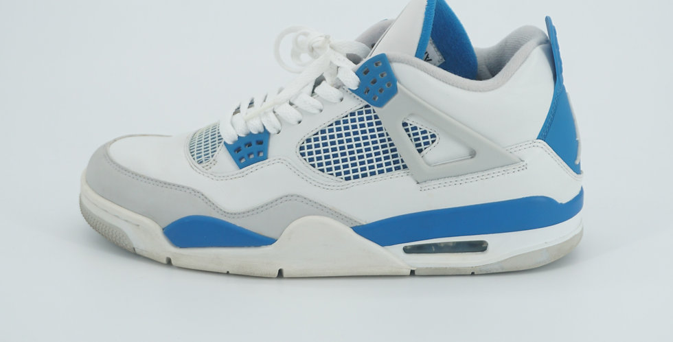 Jordan 4 Retro Military Blue