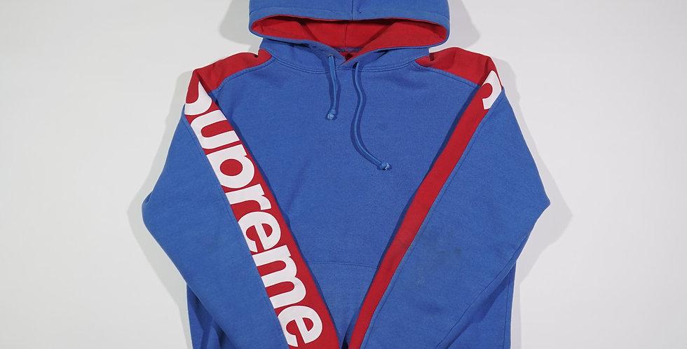 Supreme Sleeve Print Hoodie