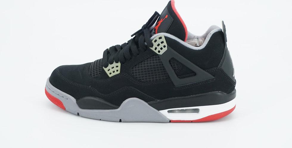 Jordan 4 Retro Bred 2012