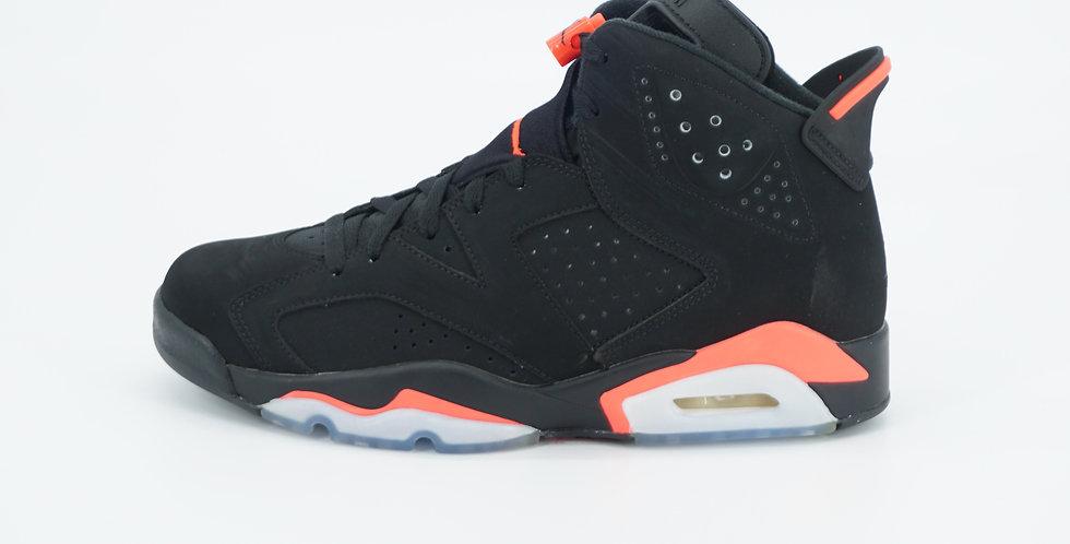 Jordan 6 Retro Infrared Black