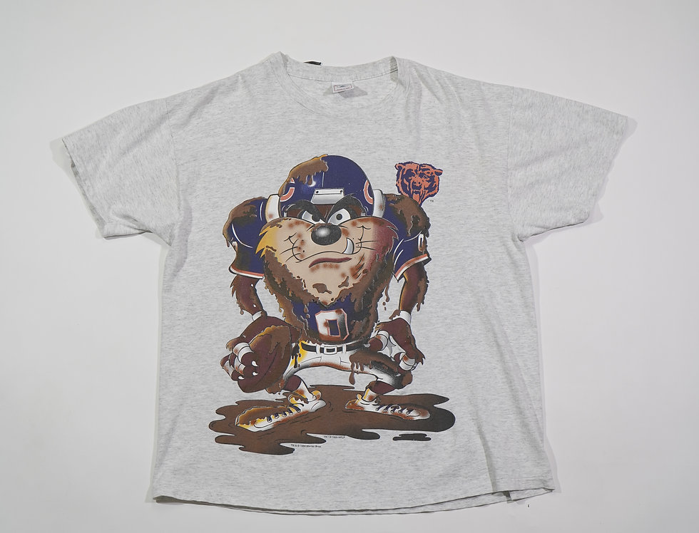 1995 Taz x Bears Down and Dirty Tee