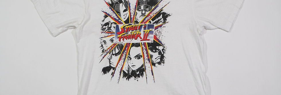 1991 Street Fighter II Tee