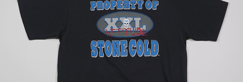 1998 Property of Stone Cold Tee