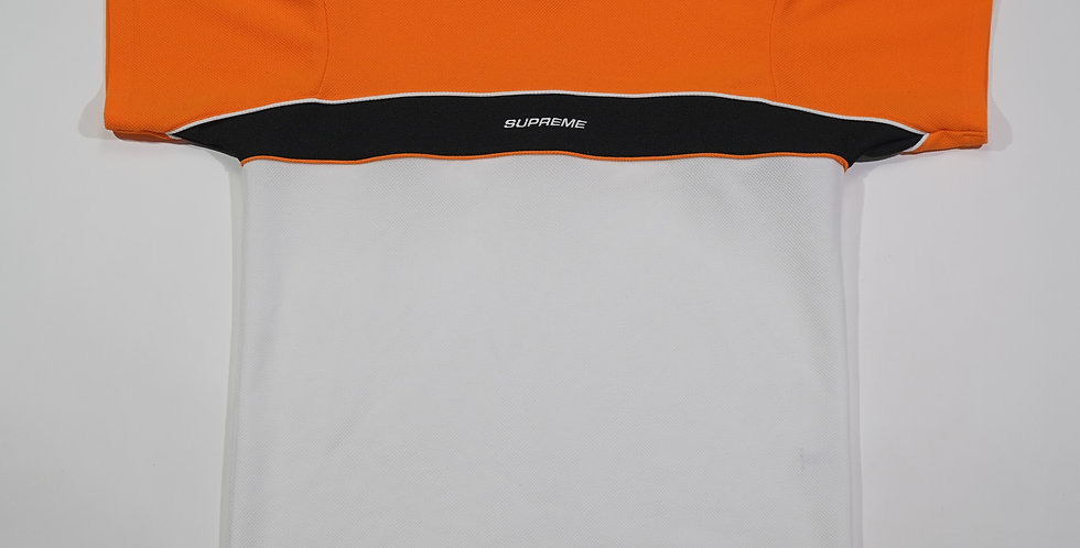 Supreme Orange Swimming T-Shirt
