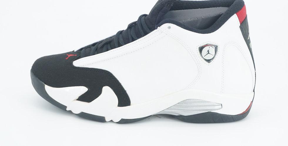 Jordan 14 Retro Black Toe 2014