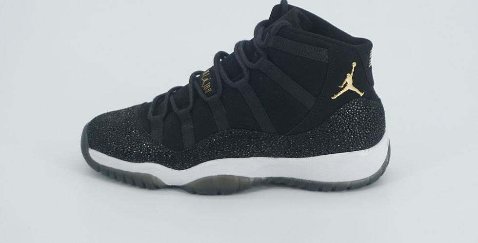 Jordan 11 Retro Black Stingray